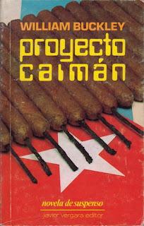 Proyecto Caiman por Buckley, William F.