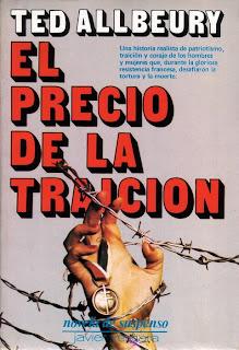 EL PRECIO DE LA TRAICIÓN, de Ted Allbeury (Vergara)