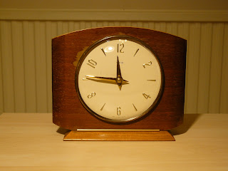 Smiths Mantle Clock