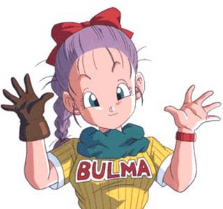 Dragon Ball Bulma