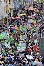 Equador-16/01/2010-Manifestação Popular