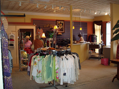 Rochester clothing store