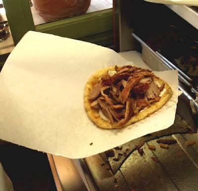 Sandwich Gyro