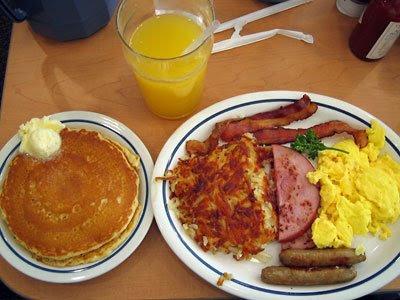 Tipos De Desayuno...