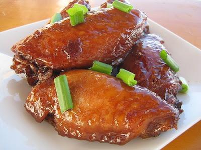 Chicken Wings...Alitas De Pollo
