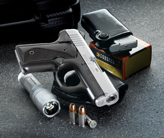 brought us a micro compact 6 + 1 round 9mm deep concealment pistol