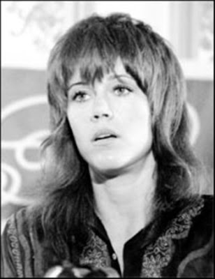 jane fonda hairstyles. gave it to Jane Fonda in