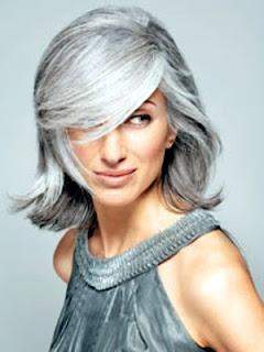 Hair Color Corner: Grey Hair