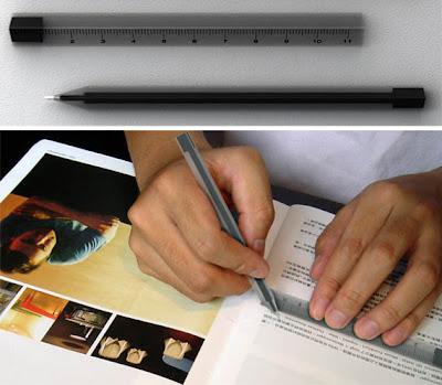 10 Pulpen Dengan Desain Terunik dan Kreatif