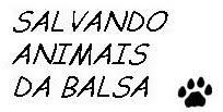 SALVANDO OS ANIMAIS DA BALSA