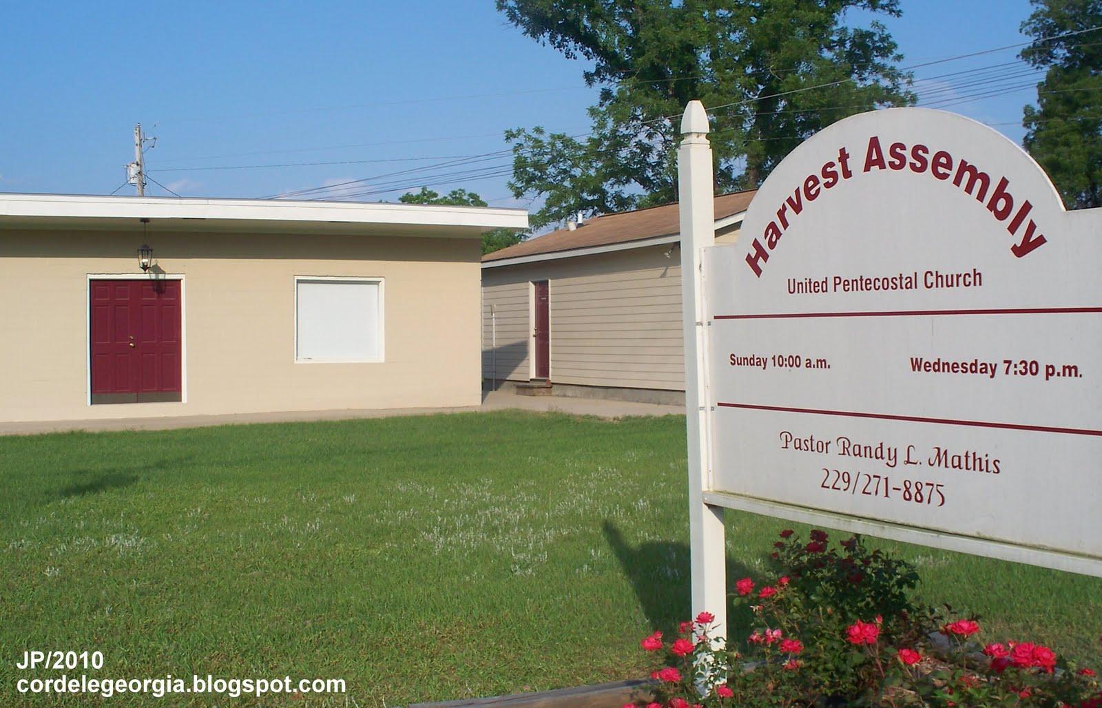 Cordele (GA) United States  city images : ... CHURCHES, United Pentecostal Church, Cordele Georgia Crisp County GA