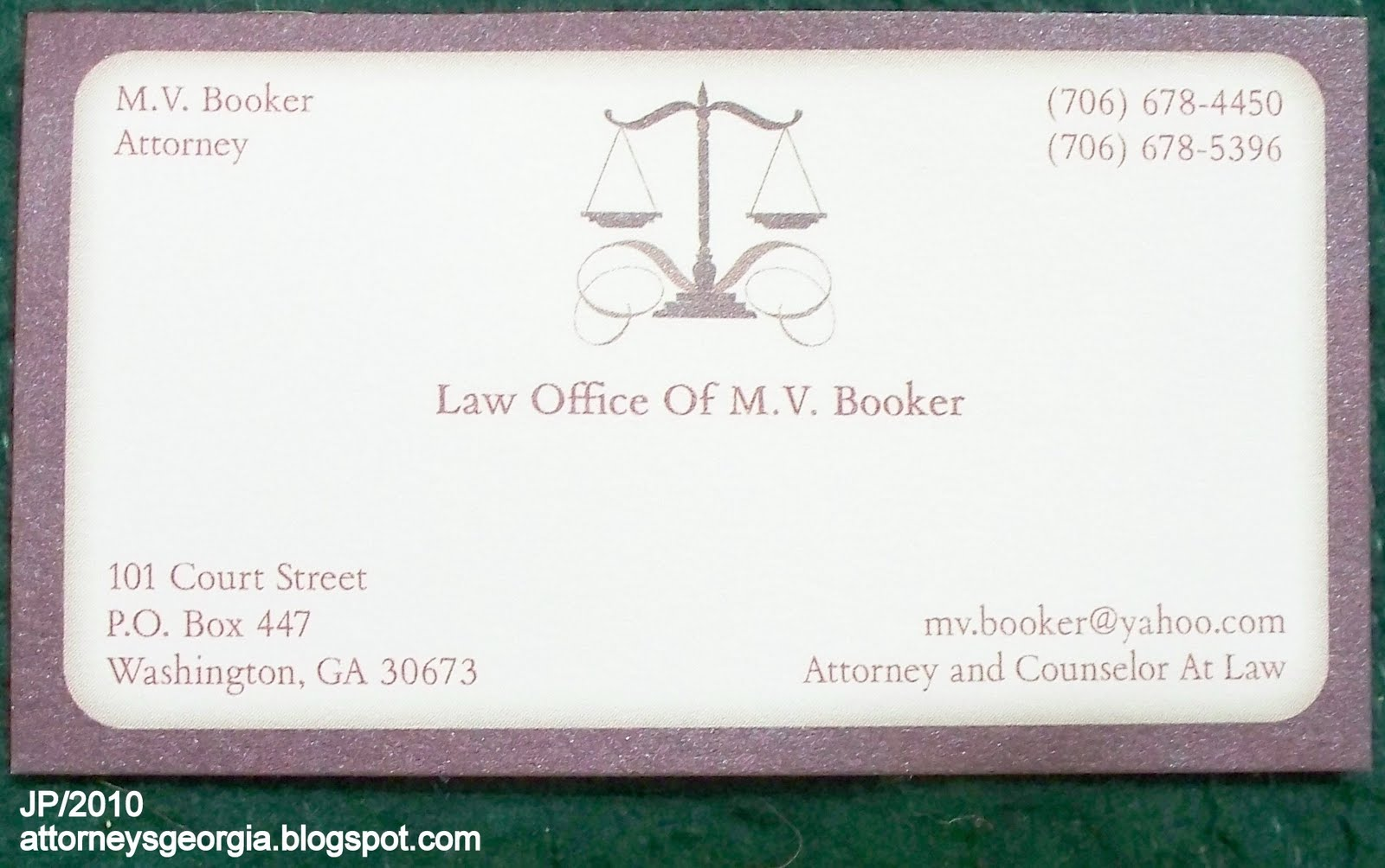 how to become a lawyer in ga