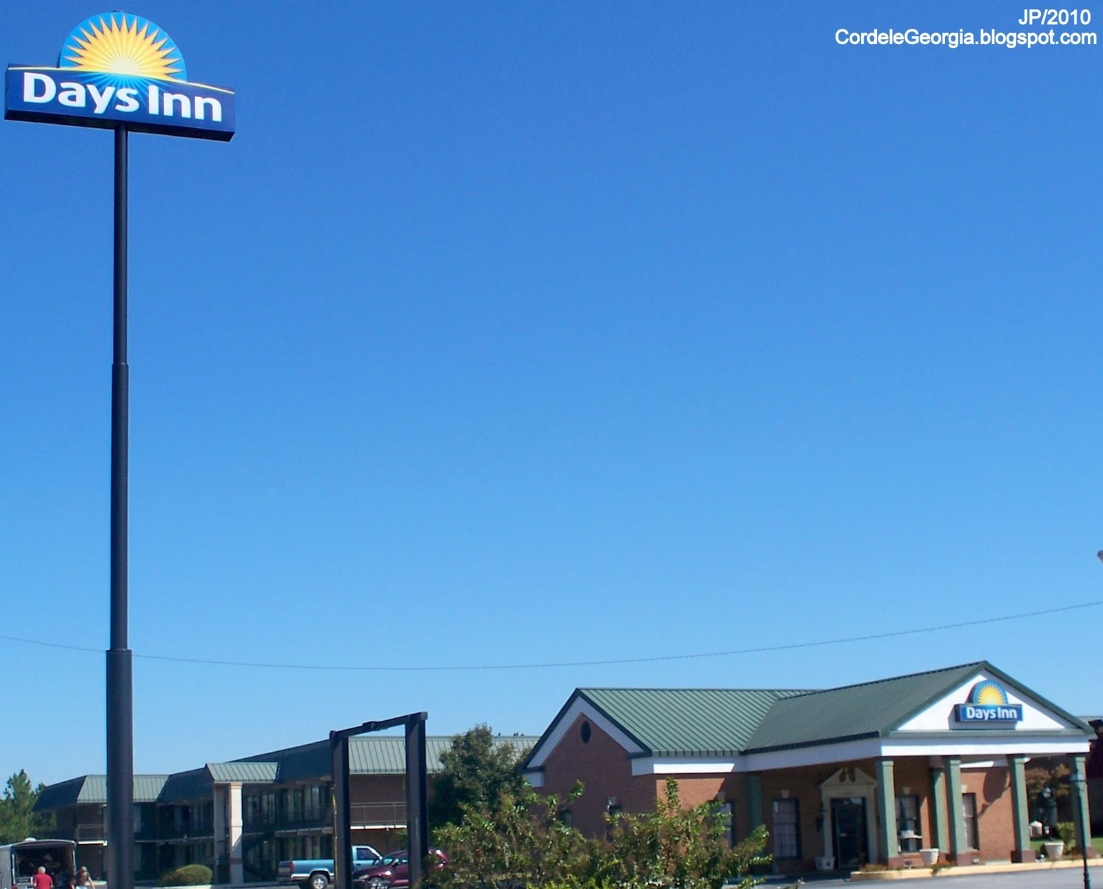 Days Inn Cordele Georgia East 16th Avenue At I 75 Hotel Lodging Travel Rooms Crisp County