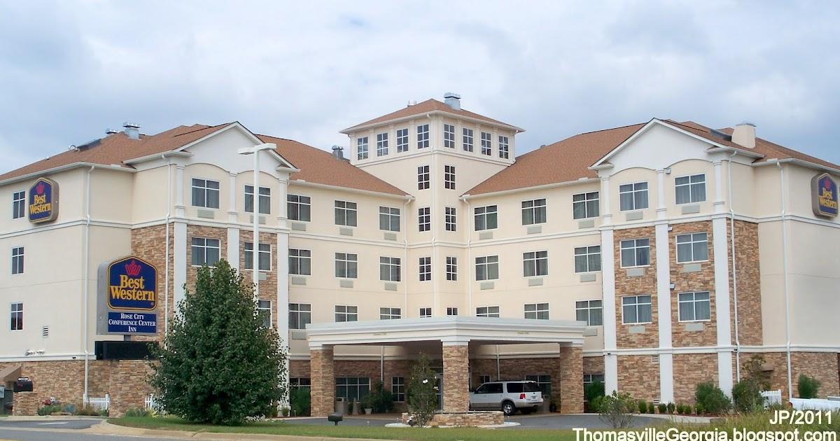 Best Western Hotel Thomasville Georgia