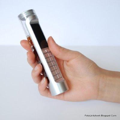 Ponsel Siap Digunakan