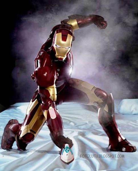 Pahlawan Super Tukang Setrika