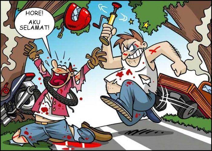 Gambar Kartun Lucu Anima Si