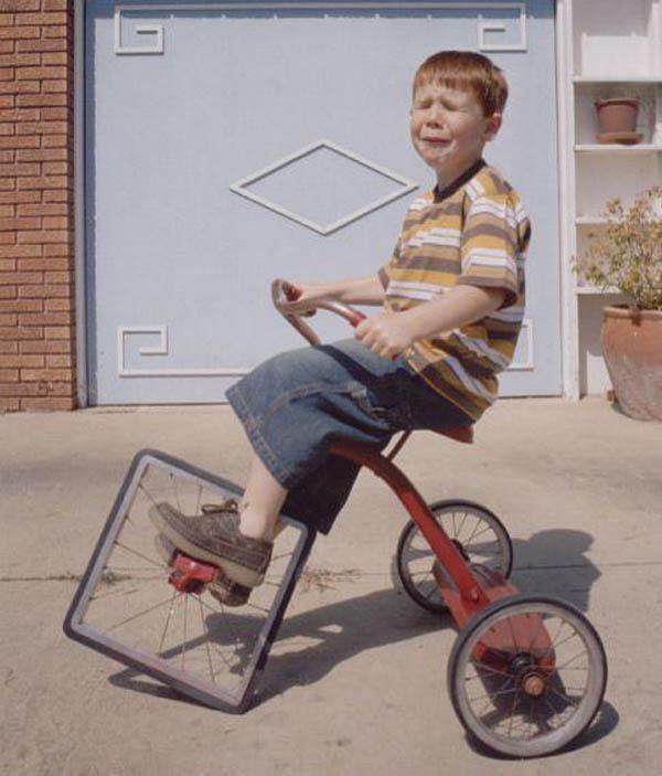 Sepeda Aneh Yang Bikin Mules
