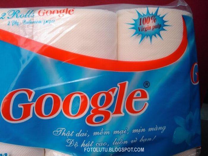 Om Gugel Produksi Tisu WC?