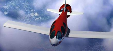 Mobil Terbang Pemenang Kompetisi Mobil Terbang 2007
