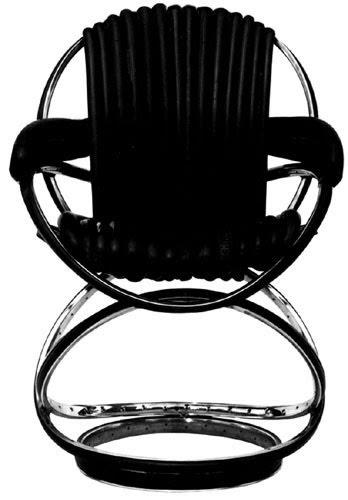 Kursi Unik Dan Perabot Lainnya dari Sepeda Bekas