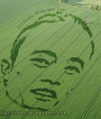 Crop Circle Sule Sutisna