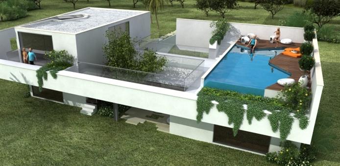 As simple as that casa de sonho for 30 fachadas de casas modernas dos sonhos