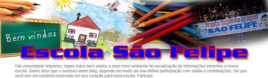 Escola São Felipe - Santarém-Pará