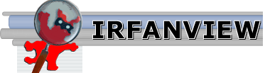IrfanView 4.25 logo/screenshot