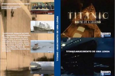 Discovery Channel Titanic Nascimento De Uma Lenda Dublado C82FF 1