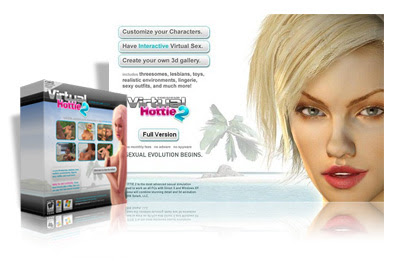 Download PC Game Virtual Hottie 2 Free Download PC