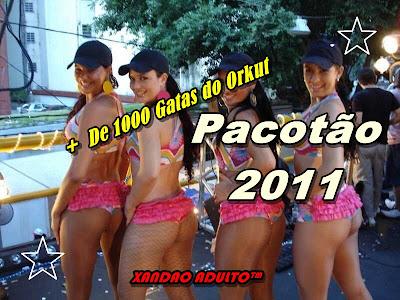 1000 Gatas do Orkut (Pacotão 2011) download