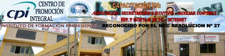 CPI Informática - Instituto de Formación Profesional