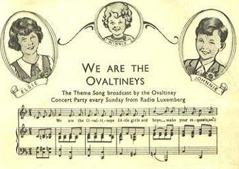 We fought the Nazis for the freedom to drink Ovaltine