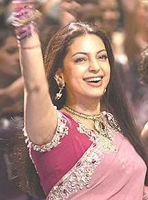 "Seema Malhotra in the film ""Salaam E Ishq"""