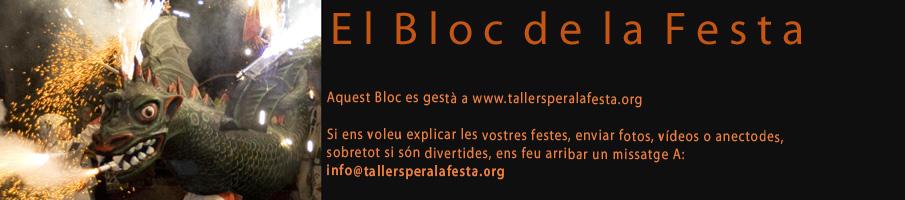 El bloc de la festa