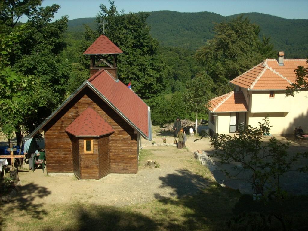 Монастырь Новый Стейник, СИПЦ