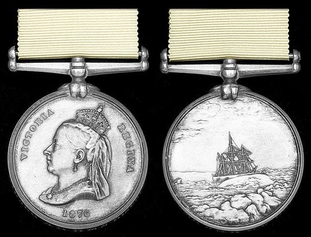 British Army Medals Arctic Medal