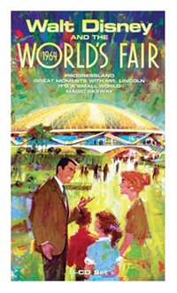 Walt Disney and the 1964 World&#39;s Fair