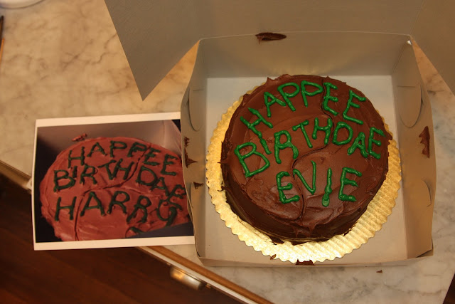 How To Make Harry Potter Birthday Cake From Hagrid