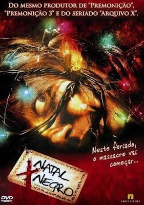 Filme Poster Natal Negro DVDRip XviD & RMVB Dublado