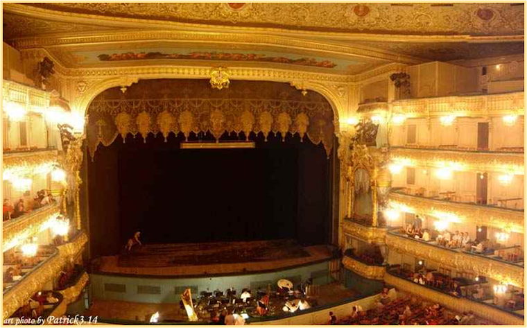 S. PETERSBURGO OPERA HOUSE