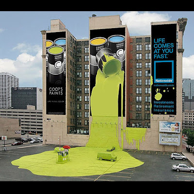 Creative Building Facade