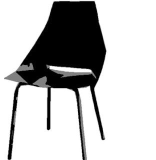 Co je s tou židlí? Vemte si jí, jestli chcete.