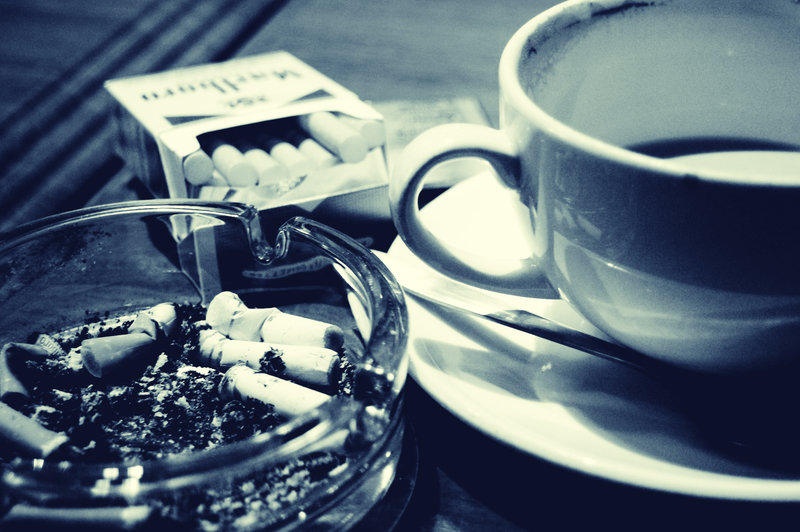 Cigarette & Coffee