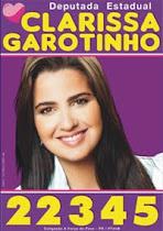 Clarissa Garotinho - Deputada Estadual
