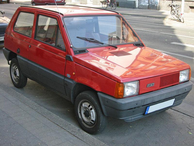 Fiat Panda - Fotos de coches - Zcoches