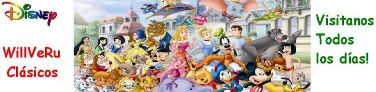 Clásicos Animados Walt Disney