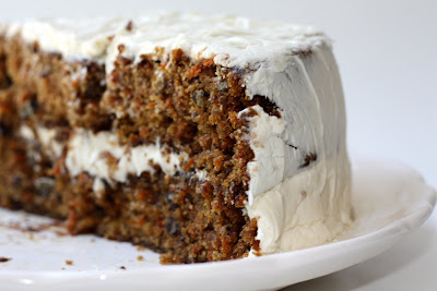 "Double Decker Carrot Spice Cake—""It's a mountain."" — La Fuji ..."