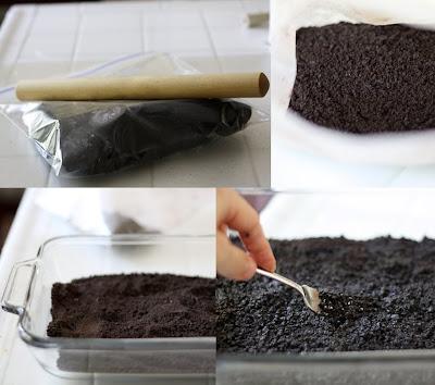9 inch baking dish 5 layer ice cream cake la fuji mama
